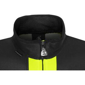Etxeondo Kora Windstopper vest Heren, fluor/black